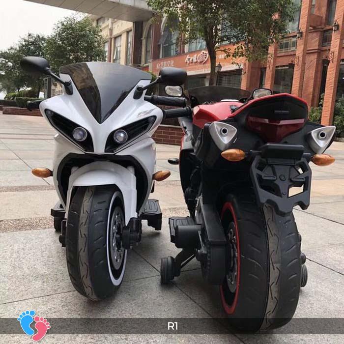 Xe mô tô điện thể thao cho trẻ R1 6