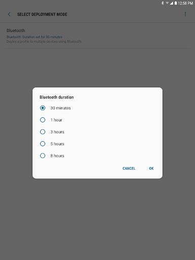 Samsung Knox Deployment  screenshots 9