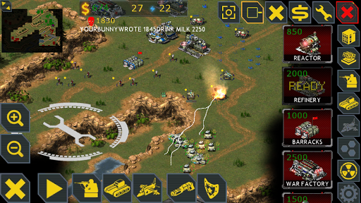 RedSun RTS: Strategy PvP  screenshots 3