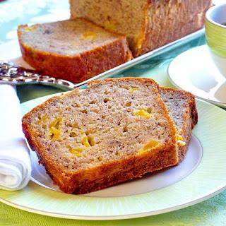 Mango Spice Banana Bread.