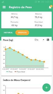 Salud y Dieta – Perder Peso & Contador de Calorias 7