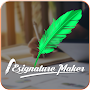 Signature Generator- Auto & Manual Signature Maker APK icon