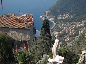 Photo: Tuesday we visit the medieval village of Eze,