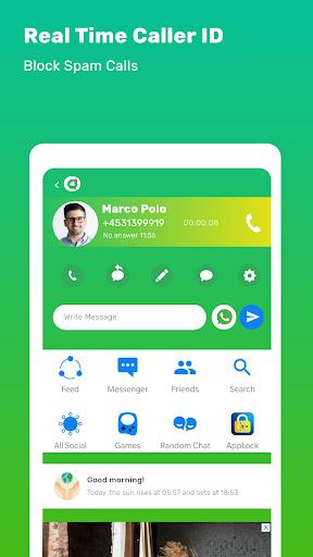 Messenger App for Free Video messages, Video Calls screenshot 4