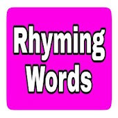 Rhyming Word's in English