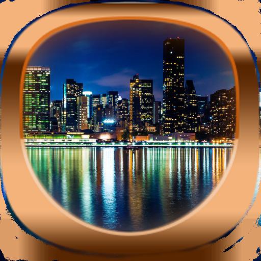 纽约拉链屏幕 工具 App LOGO-硬是要APP