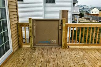 Photo: Porch Lift Brigantine NJ