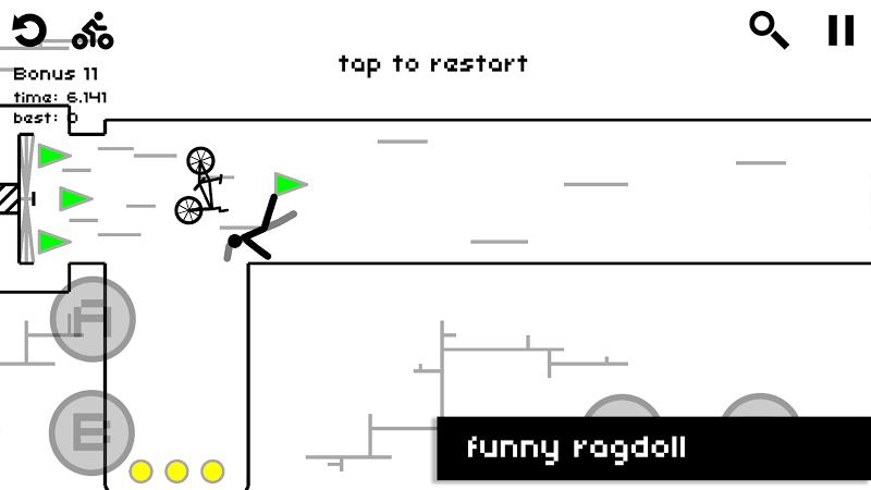 Draw Rider Plus Screenshot 1