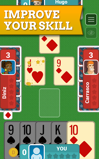 Euchre Free: Classic Card Games For Addict Players apkpoly screenshots 10
