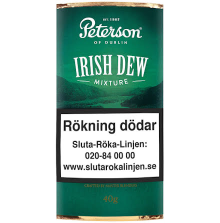 Peterson Irish Dew 40 gr