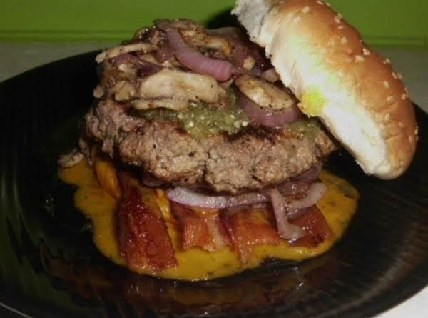 Southern Style Burger Recipe