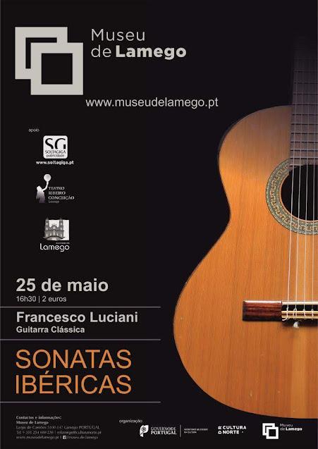 Sonatas Ibéricas - 25 de maio de 2014