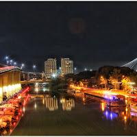 Pescara di notte di