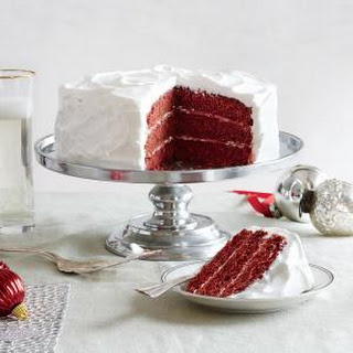 New Classic Red Velvet Cake