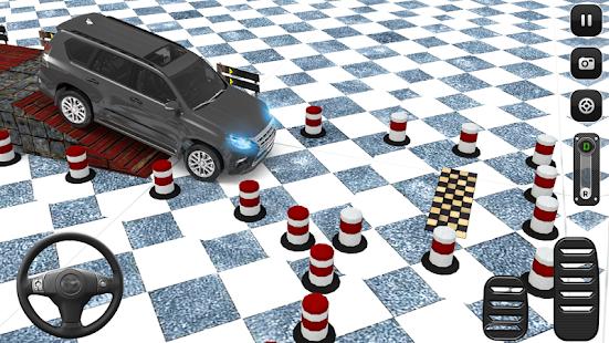 Luxury Prado Car Parking Challenge APK image thumbnail 2
