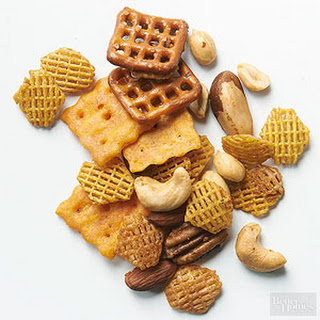 Barbecue Snack Mix