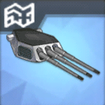 356mm三連装砲T3