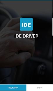 IDE Driver - náhled