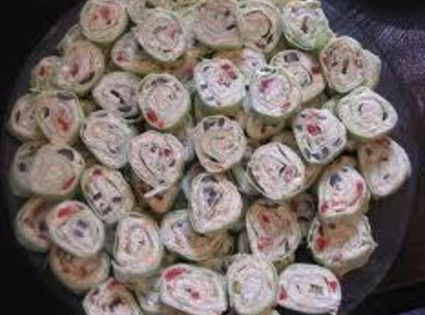Fiesta Pinwheels Recipe