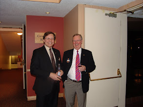 Photo: Mike Swayne and Bill McKinnon