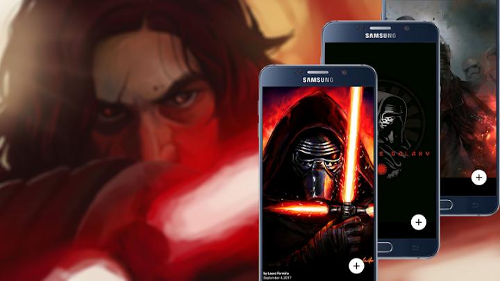 ... GeekArt - Star Wars Wallpapers & Arts Android App Screenshot ...