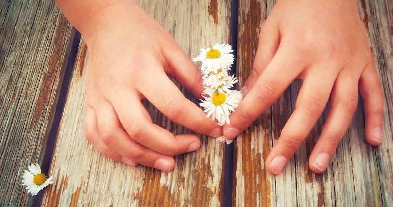 tre cose ci sono rimaste del paradiso: le stelle, i fiori e i bambini. di Fra_frame93