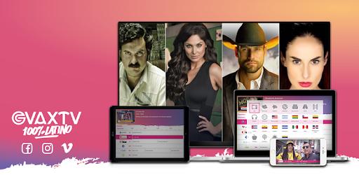 Приложения в Google Play – GVAX TV Air - 100% Latino Live-TV