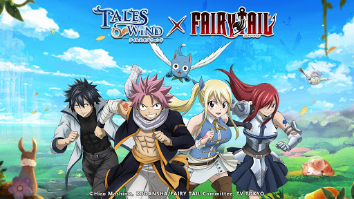 Tales of Wind apktreat screenshots 2