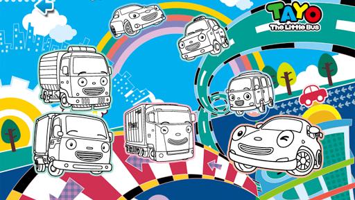 Tayo's Driving Game 1.1 screenshots 2