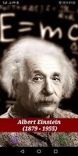 Citations de Albert Einstein screenshot thumbnail