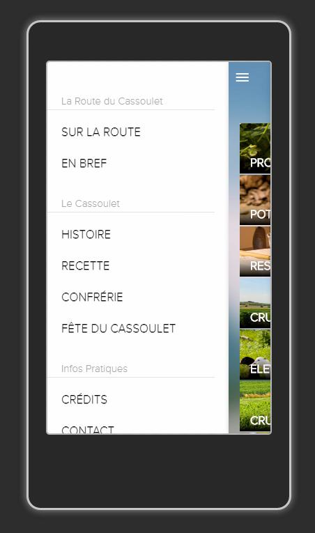 Route du Cassoulet- screenshot