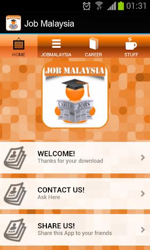 Job Malaysia 2015