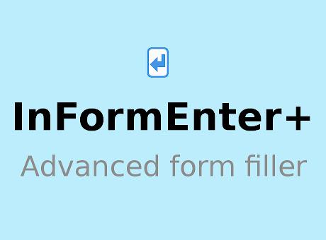 InFormEnter+