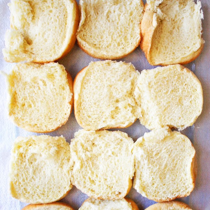 Meg'S Baked Ham and Cheese Sliders with Magic Sauce Recipe