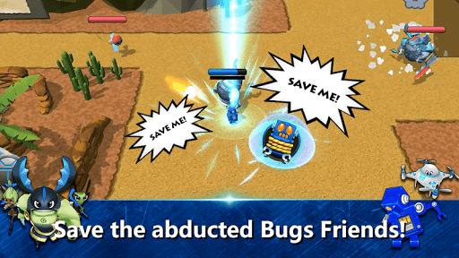 Bugs Adventure War