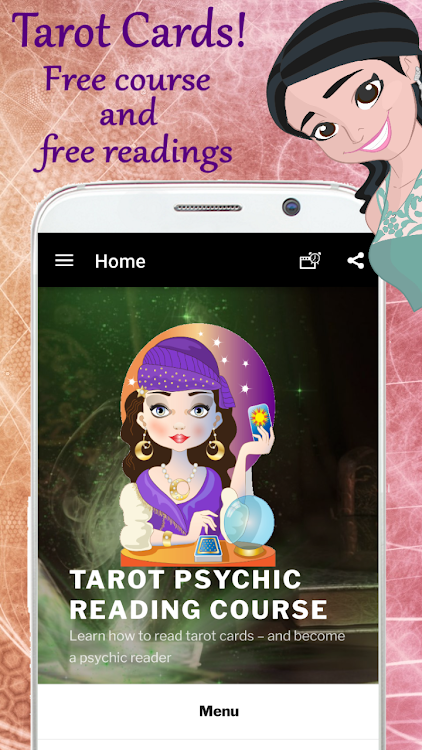 Tarot card reading free course! Online tarot read – (Android