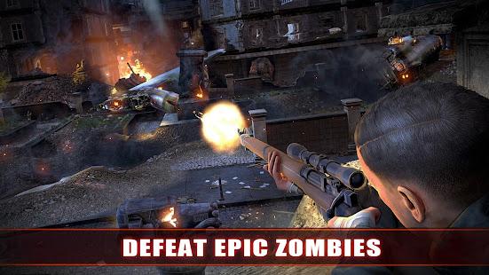 Z Survival Day - Jeu de tir zombie gratuit MOD apk