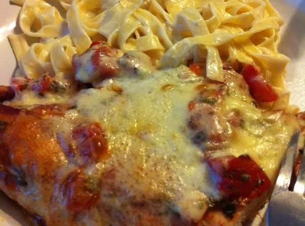 Clemen's Chicken Milano Recipe