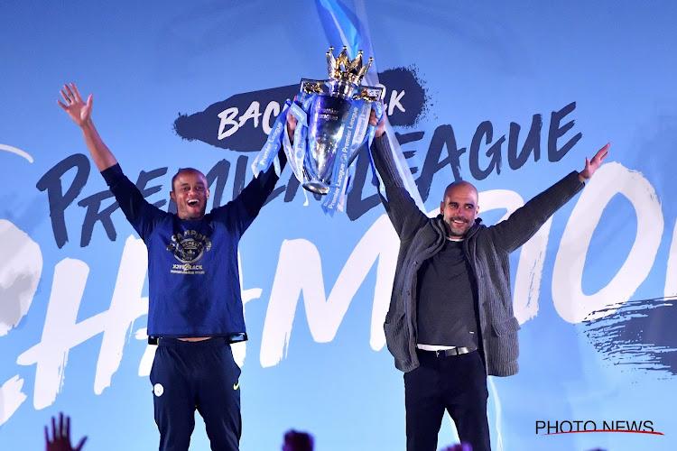 🎥 Guardiola partage l'opinion de De Bruyne au sujet des débuts compliqués de Kompany à Anderlecht