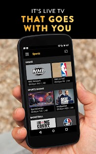 Sling TV- screenshot thumbnail