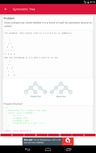 Data Structures & Coding Interview Algorithms- screenshot thumbnail
