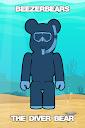 NFT - BeezerBears The Diver Bear