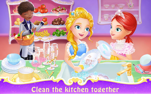 Princess Libby Restaurant Dash 1.0 screenshots 5