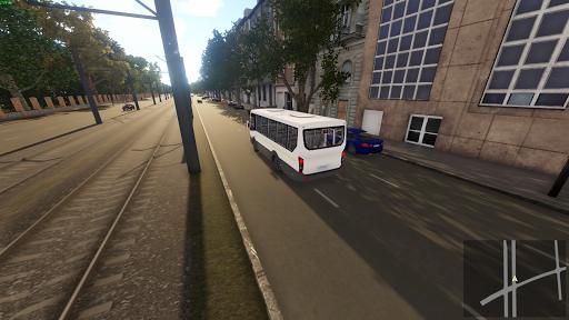 Proton Ultra Bus Driving Simulator 2020 android2mod screenshots 5