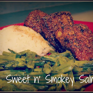 Sweet n' Smokey Salmon
