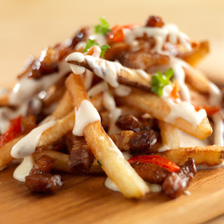 Pork Belly Fries.