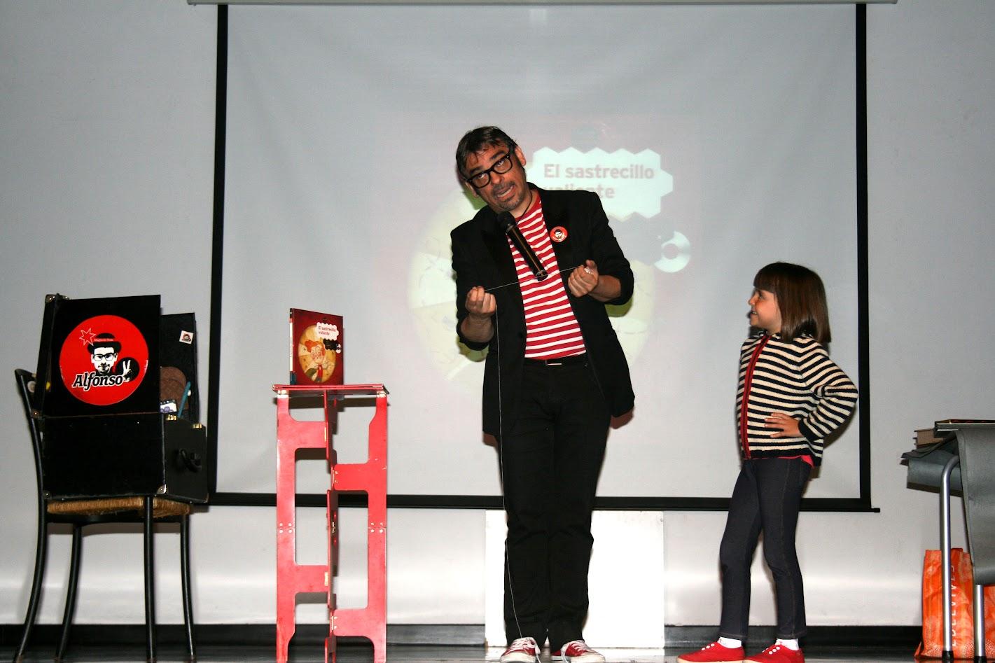 magia y cuentos en Carboneras 2015 teatro