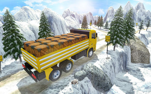 3D Truck Driving Simulator - Real Driving Games 2.0.024 screenshots 2