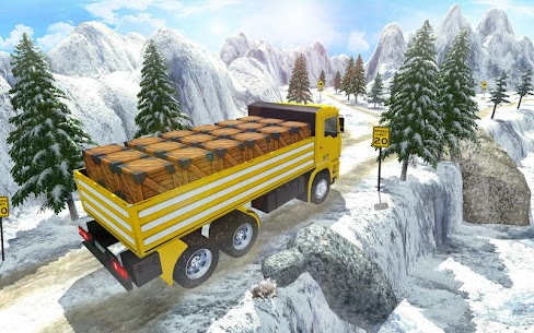3D Truck Driving Simulator – Real Driving Games 2