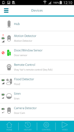 GetSafe Home Security App 4.6.6 screenshot 2091103